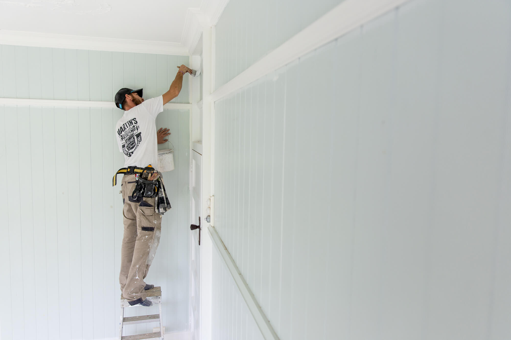 Painting Home Interior Cost Interior Painter Brisbane Martin S Professional Painting