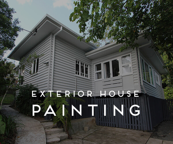 Exterior House Painting Weatherboard home